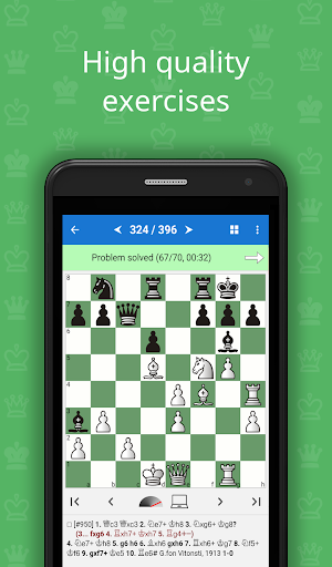 Manual of Chess Combinations  screenshots 1