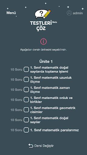 Testleri u00c7u00f6z 0.4.4 Screenshots 4