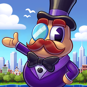 Pocket Settlers: Discover &amp Help Cute Citizens