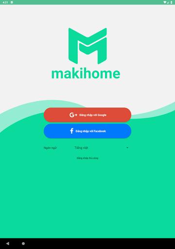 Makihome 2.4.13-a Screenshots 9