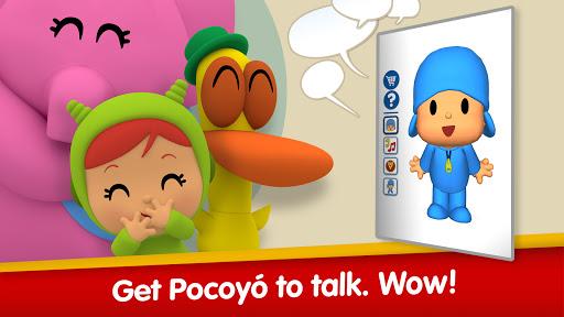 Talking Pocoyo Free  screenshots 1
