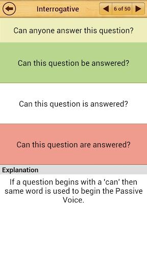 Grammar : Change of Voice Lite For PC Windows (7, 8, 10, 10X) & Mac Computer Image Number- 11