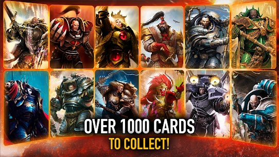 The Horus Heresy: Legions – TCG card battle game 5