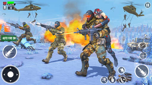 New Shooting Games 2021: Free Gun Games Offline  screenshots 12