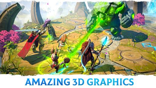 Age of Magic: Turn-Based Magic RPG & Strategy Game  screenshots 4
