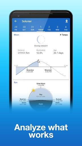 Fishing Points: GPS, Tides & Fishing Forecast modavailable screenshots 7