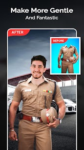 Police Photo Suit for Mens and Womens Photo Editor Apk app for Android 4