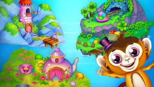 Animatch Friends - cute match 3 Free puzzle game  screenshots 8