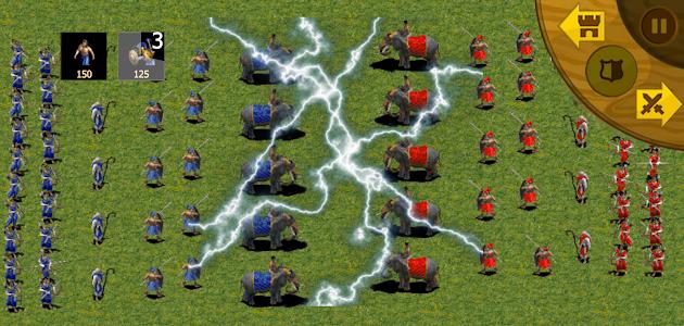 AOE Mobile - Đế chế Mobile, game đế chế điện thoại 1.1.8