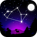 Star Tracker : Night Sky Map and Stargazing Guide
