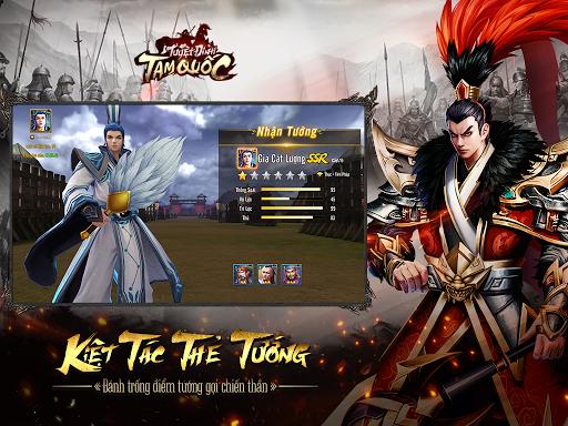 Tuyu1ec7t u0110u1ec9nh Tam Quu1ed1c - Tuyet Dinh Tam Quoc 1.0.52 screenshots 13