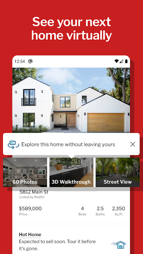 Redfin Real Estate: Search & Find Homes for Sale screenshots 2