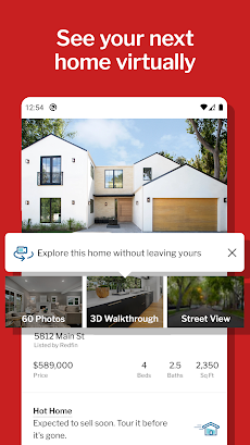 Redfin Real Estate: Search & Find Homes for Saleのおすすめ画像2