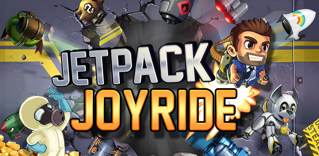 Jetpack Joyride poster 0