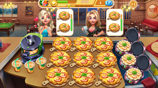 Cooking City: frenzy chef restaurant cooking games  screenshots 6