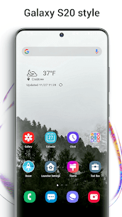 Cool S20 Launcher for Galaxy S20 One (Mod/Premium Unlocked) 1