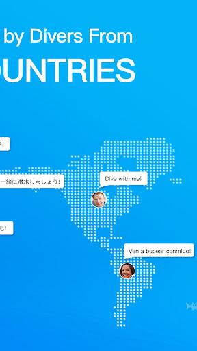 Dive+ : World's Diving Community 3.3.6 Screenshots 2