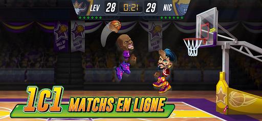 Basketball Arena APK MOD – Pièces Illimitées (Astuce) screenshots hack proof 1