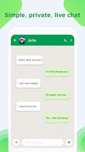 Messenger WhatsChat 2020 2