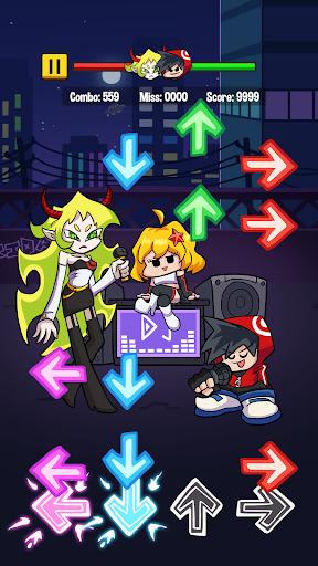 Funky Night - Music Battle 1.0.3 screenshots 2