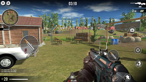 Military Commando Secret Mission : Shooting Games  screenshots 10