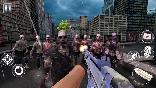 Dead Monster Attack - Zombie Outbreak  screenshots 1