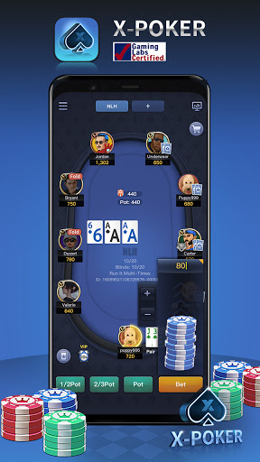 X-Poker - Online Home Game 1.3.0 Screenshots 2