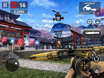 DEAD TRIGGER 2 - Shooter de Zombis y Supervivencia Screenshot