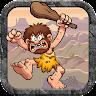 Crazy CaveMan - Adventure Fun Into Desert game apk icon