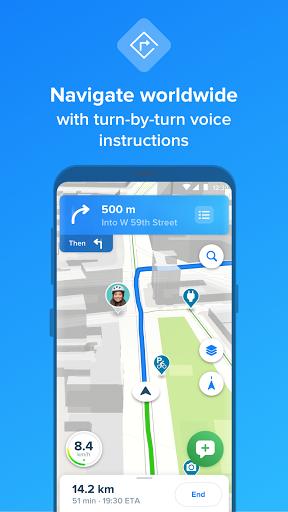 Bikemap - Your Cycling Map & GPS Navigation screenshots 2
