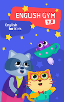 English Gym 2.0 healthy habits & English for kids