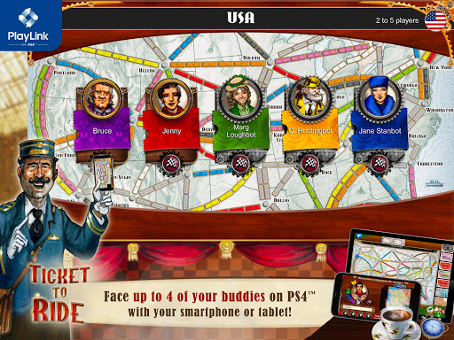 Ticket to Ride for PlayLink 2.7.2-6472-ceb1ea16 Screenshots 6