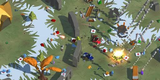 MoonBox - Sandbox. Zombie Simulator.  screenshots 21