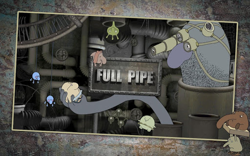 Full Pipe: Puzzle Adventure Game apkpoly screenshots 15