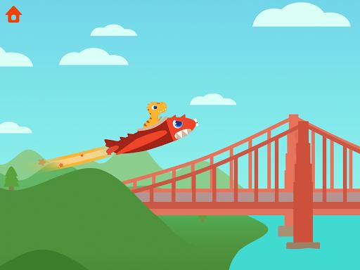 Dinosaur Plane - Plane piloting game for kids 1.1.0 screenshots 14