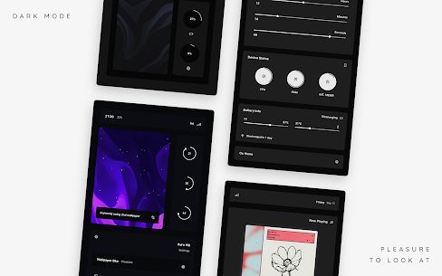 Aura KLWP APK [PAID] Download for Android 4