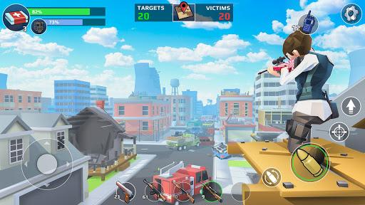 Battle Royale: FPS Shooter  Screenshots 3