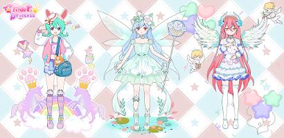 Vlinder Princess - Dress Up Games, Avatar Fairy