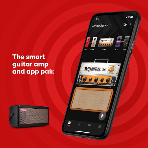 Spark Amp: Smart Jam, Chords screenshots 1