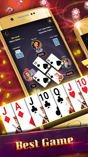 29 Card Game ( twenty nine ) Offline 2020 5.32 screenshots 9