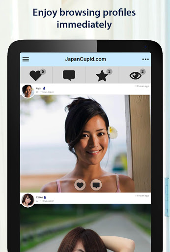 JapanCupid - Japanese Dating App 3.2.0.2662 Screenshots 6