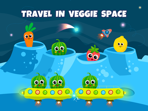 Yummies! Preschool Learning Games for Kids toddler  screenshots 16