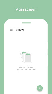 Download Si Note - Notepad For PC Windows and Mac apk screenshot 1
