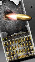 Manly Bullet Keyboard Theme