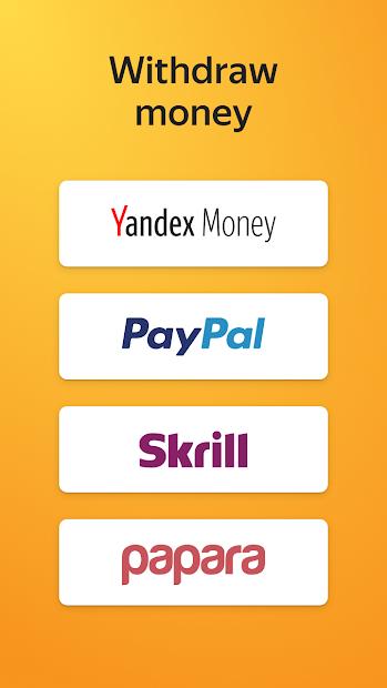 Yandex.Toloka: mobile earnings screenshot 6
