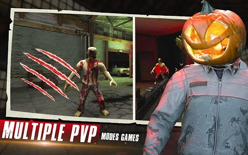 Zombie Royale 3D Halloween Survival Battle Royale 3