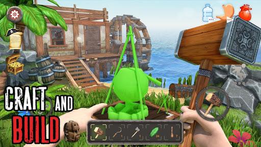 Survival Raft: Lost on Island - Simulator 3.7.0 screenshots 2