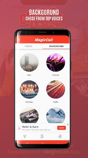 magiccall – voice changer app screenshot 3