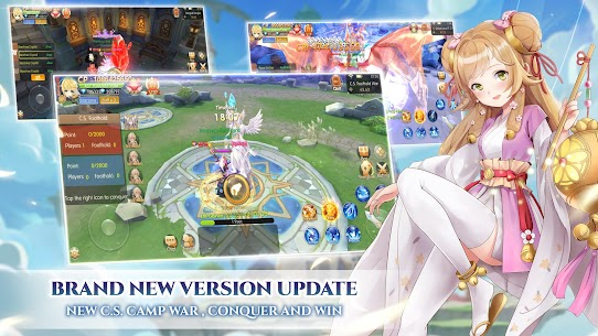 Astral Fable-Open World MMORPG 2