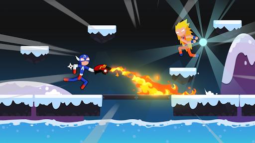 Stickman Dragon Fight - Supreme Stickman Warriors screenshots 7